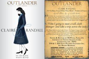 Claire Randall wine